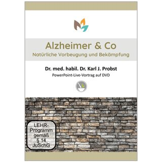 German DVD: Alzheimer& Co.
